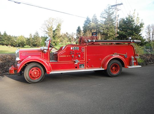 Cowlitz County Fire District 5 - Home Page