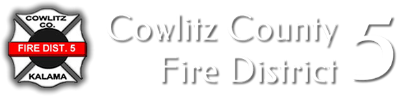Cowlitz County Fire District 5